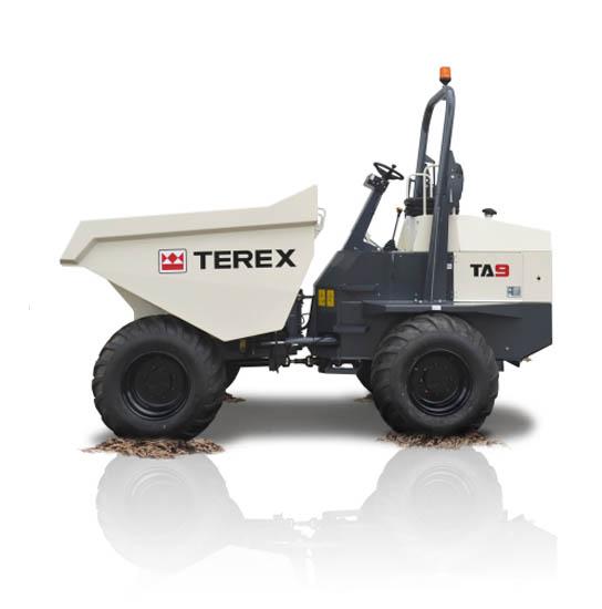 TA9 TA10 Terex Dumper