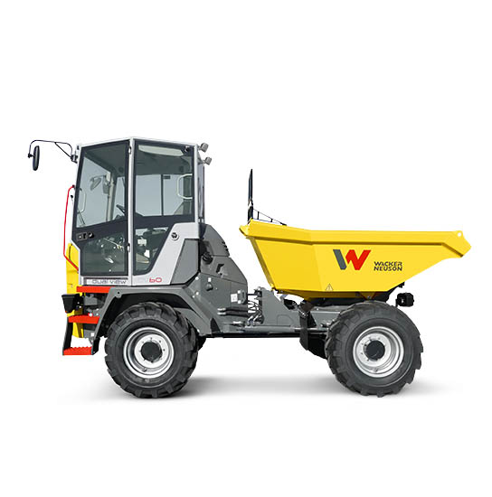 dumper 6 ton swivel