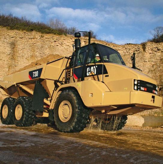cat-730-dump-truck