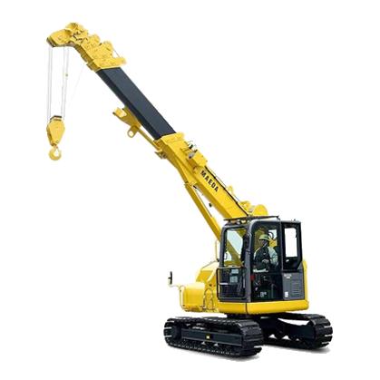 8 Tonne – 160LCT