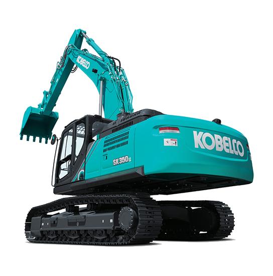 35 Tonne – SK350LC