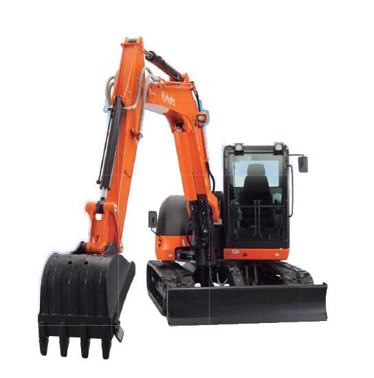 8 Tonne – KX080