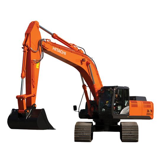 35 Tonne – ZX350LC
